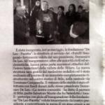 E' stata inaugurata la Fondazione De Leo Pacetta